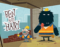 Ben & Hairy -Animated Series-