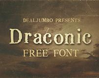 Draconic – Free Font