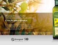Ad - Josapar's Olive Oil
