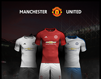 Manchester United FC | Kit Concept ..