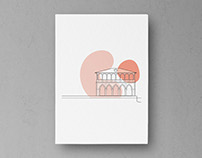 canal grande façades collection / notebooks