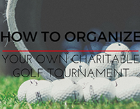 How To Organize Your Own Charitable Golf Tournament