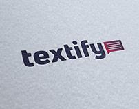 textify - Logo