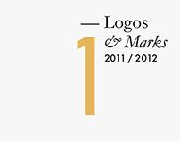 Logo Designs. 2012