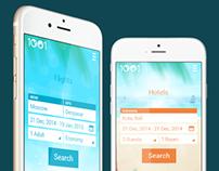 Flights&Hotel Booking App