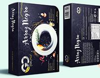 """Arroz Negro"" Packaging"