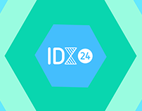 Minimamlist video for IDX24