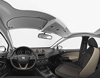 SEAT - Interactive car configurator