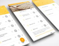 FoodTime App