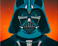 Star Wars - Illustrations | Poster