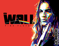 David Gilmour in WPAP