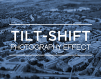 Tilt-Shift Photography Effect