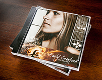 Emily Crawford Album Packaging
