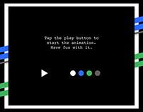 Fun animation website