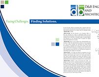 Marketing Brochure - Engineering Firm