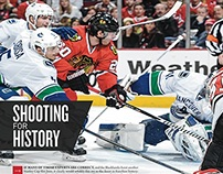 Blackhawks Magazine - 2015 Stanley Cup Playoffs