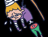 emoji blah blah blah