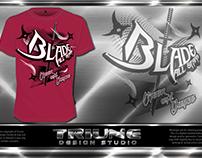 Blade Allstars Cheer T-shirt