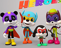 Popartoons Reloaded