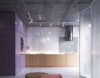 Pantone violet-0631