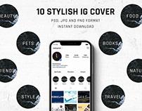 Free Stylish IG Hightlight Covers