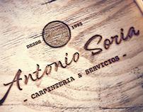 Antonio Soria - Carpintería y Servicios