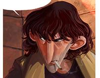 Dherges (Vignettes)
