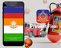 Prevent Fire - Utility App iPhone and Android