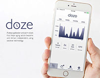 Doze Application and Clock
