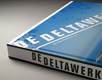Book design De Deltawerken