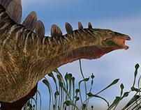 Stegosaurus VIP