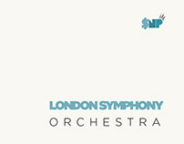 London Symphony Orchestra Poster Design