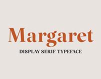 MARGARET SERIF - FREE FONT