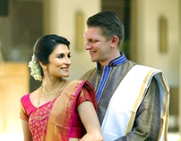 Deepti + Anthony Wedding