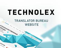 Site for translator bureau