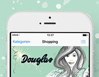 Douglas – Featured App Store Promos