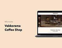 Vakkorama CoffeeShop