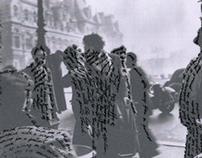 Le Baiser de l'hôtel de ville: A tribute to Doisneau