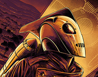 Mondo / The Rocketeer