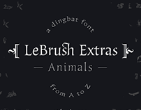 Animals (LeBrush Extras)