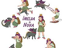 Imelda & Nova