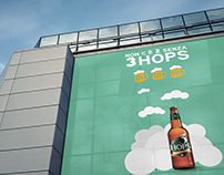 Advertising - Beer 3 Hops