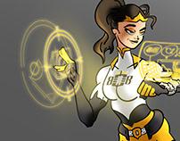 Queen Bee: Super Hero