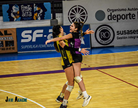 SF2 | Aguere vs Mintonette Almería 24 10 2020