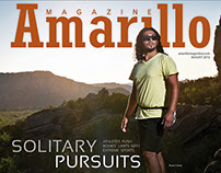 Solitary Pursuits-Amarillo Magazine