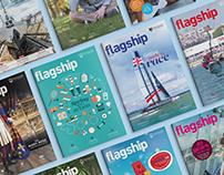 Flagship magazine