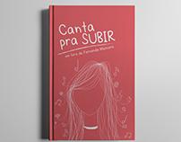 Capa do livro - Canta pra Subir