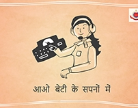 Save the Girl Child - Beti Bachao Campaign