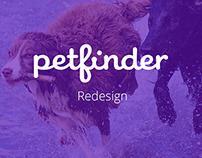 Petfinder.com Redesign - Case Study