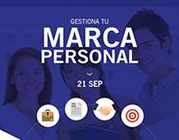 Campaña: Curso Virtual Marca Personal
